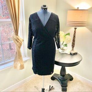 Lane Bryant Lace Midi Dress NWT Size 24